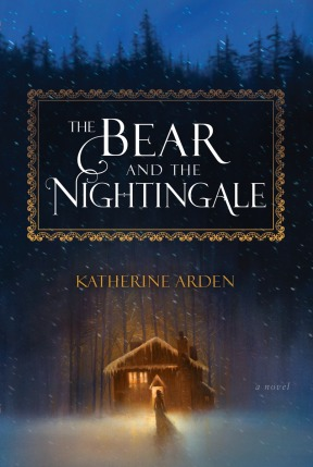 BEAR & NIGHTINGALE cover image